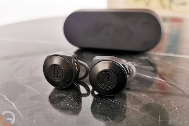 גאדג'טי מסקר: Audio Technica ATH-CKS5TW – אוזניות נטולות חוטים