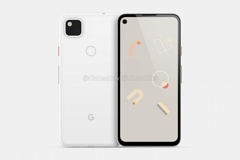 Google Pixel 4a (Image: 91mobiles)
