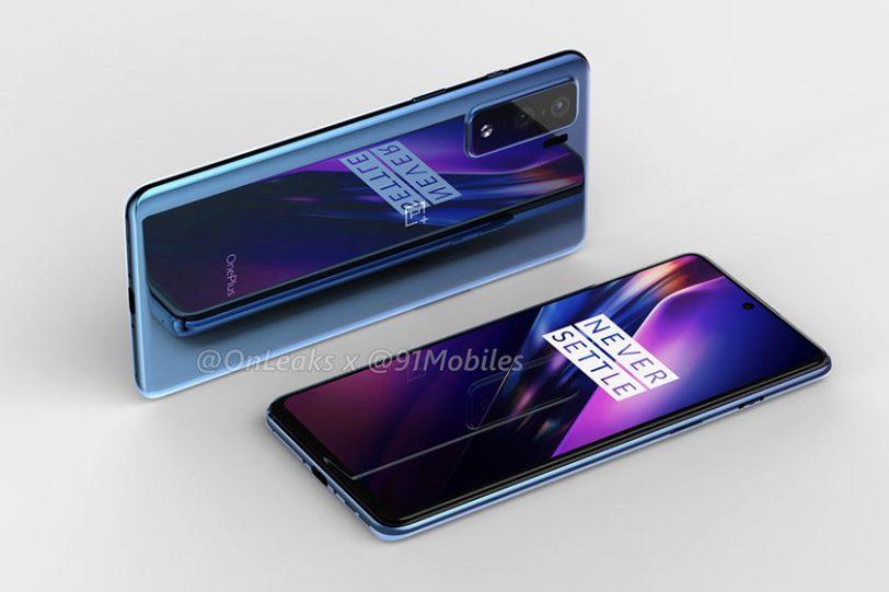 OnePlus 8 Lite ׁׁׁ(תמונה: 91mobiles)