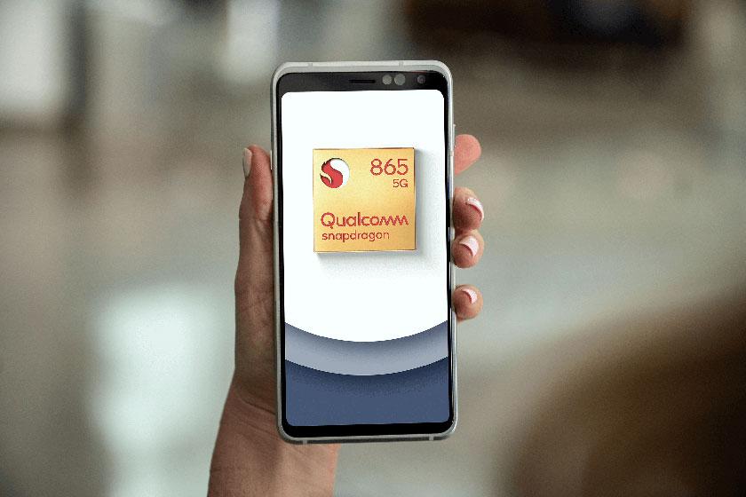 Snapdragon 865 (תמונה: Qualcomm)