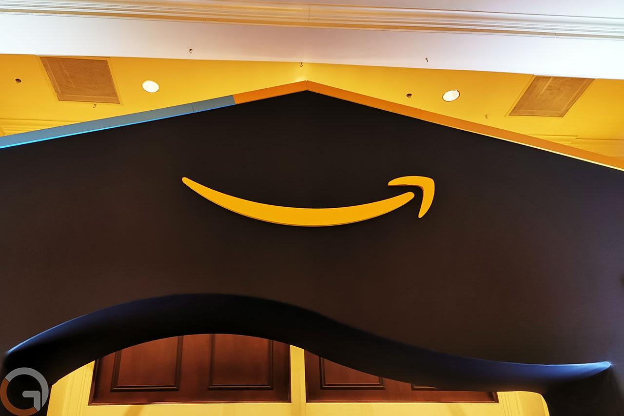 לוגו Amazon