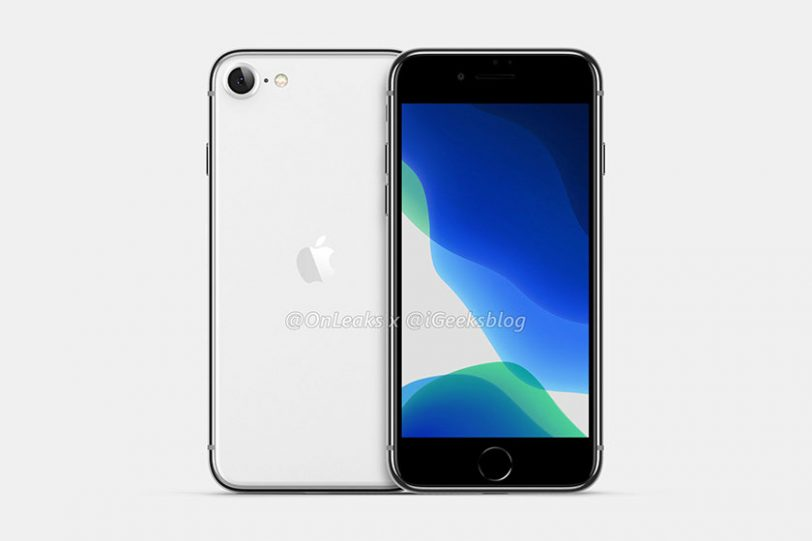 Apple iPhone SE 2 (עשוי להיקרא iPhone 9) (תמונה: igeeksblog)