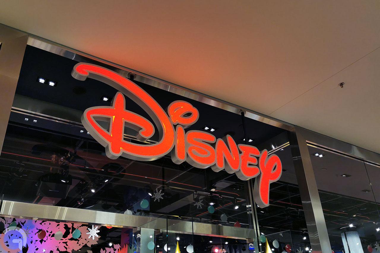לוגו Disney