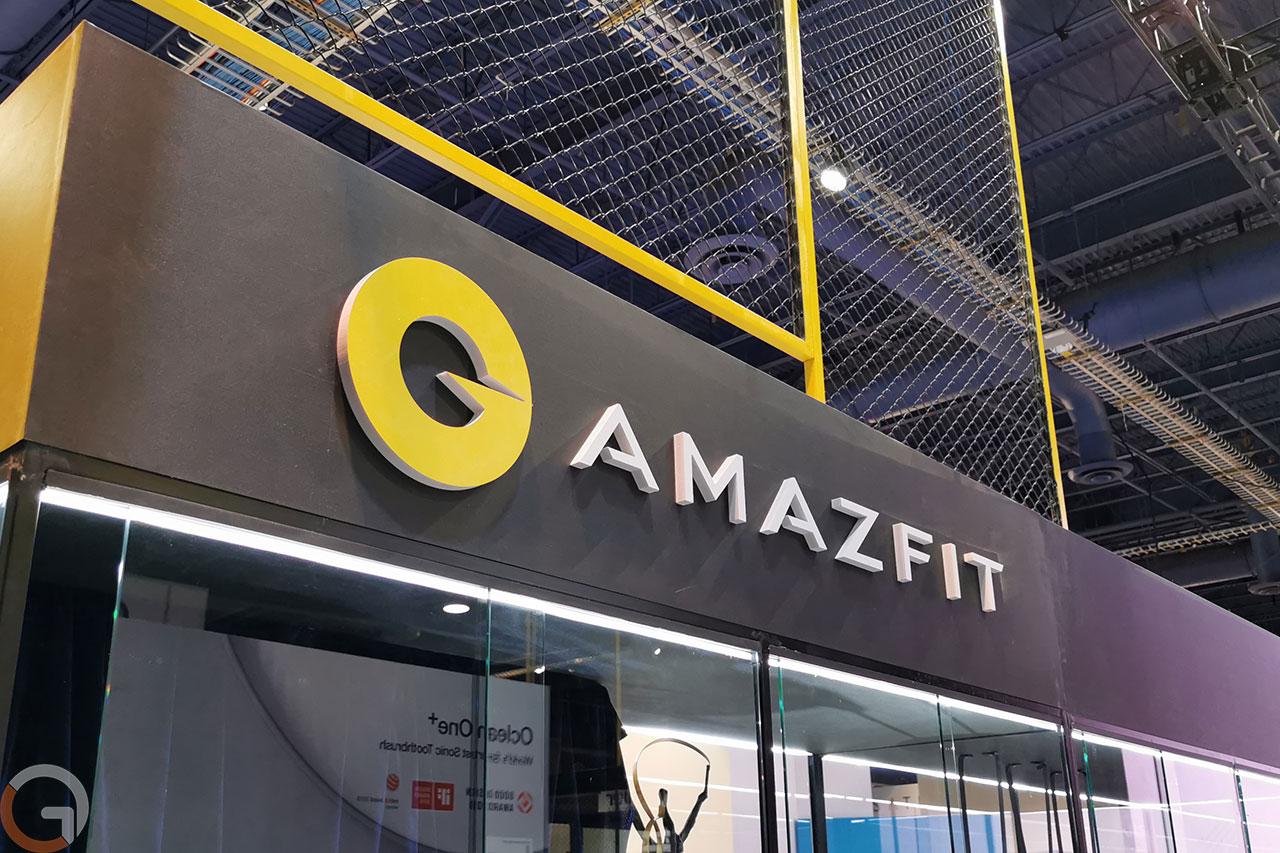 לוגו Huami Amazfit