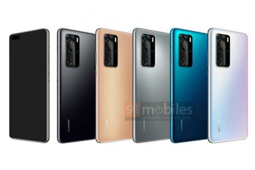 Huawei P40 Pro (תמונה: 91mobiles)