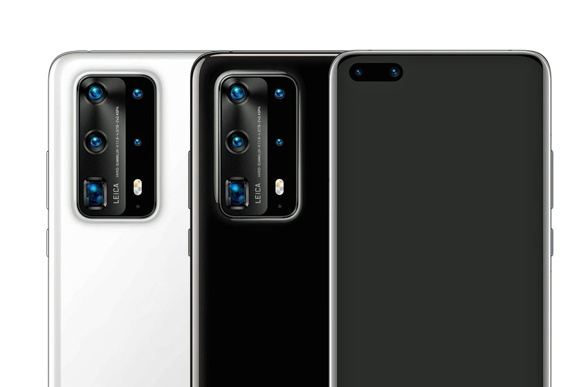 Huawei P40 Pro Premium Edition (תמונה: evleaks/twitter)