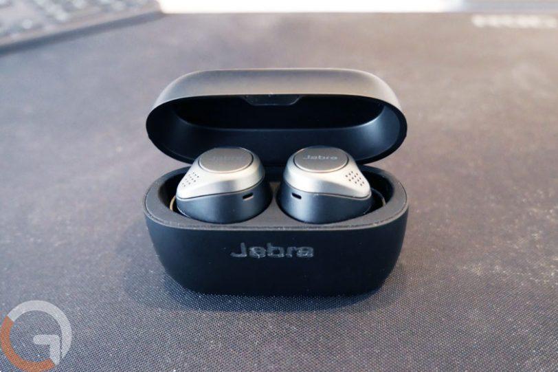 Jabra Elite 75t (צילום: רונן מנדזיצקי, גאדג'טי)