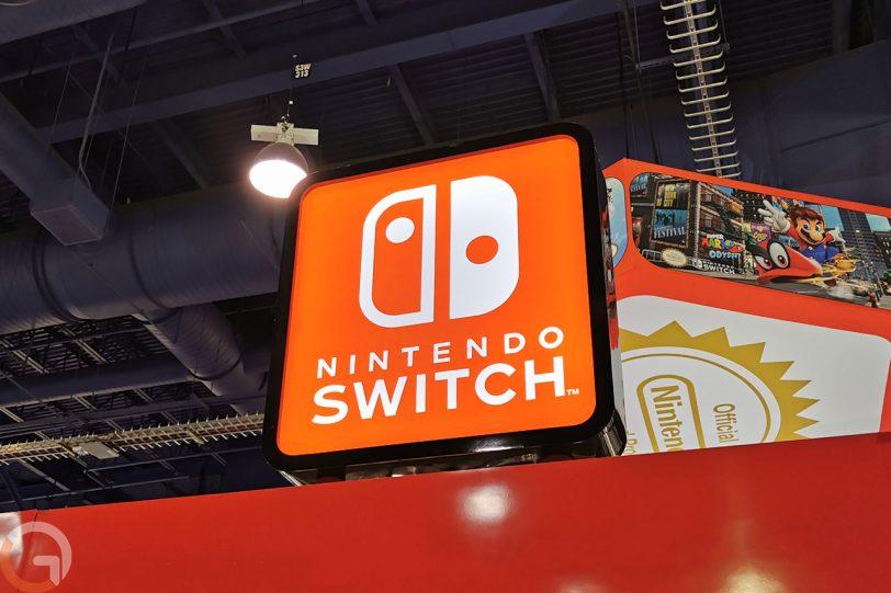לוגו Nintendo Switch