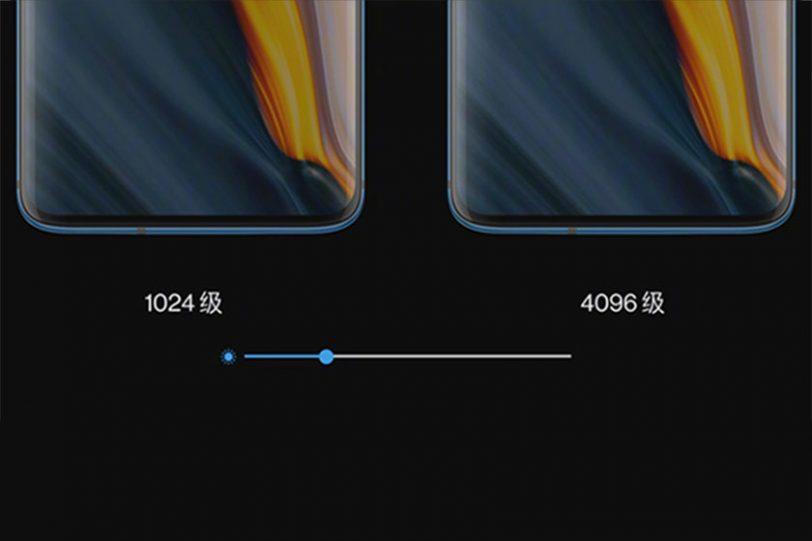 OnePlus 120hz Fluid AMOLED (תמונה: OnePlus)