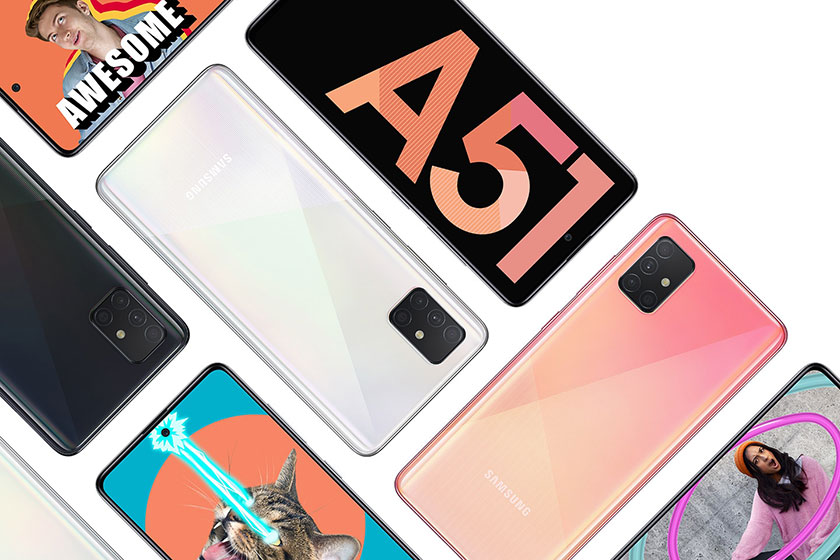 Samsung Galaxy A51 (Photo: Samsung)