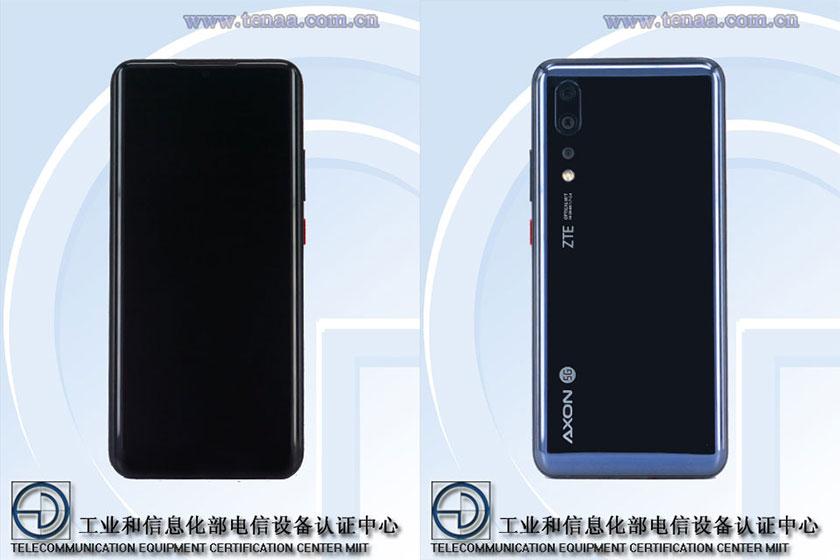 ZTE Axon 10s Pro 5G