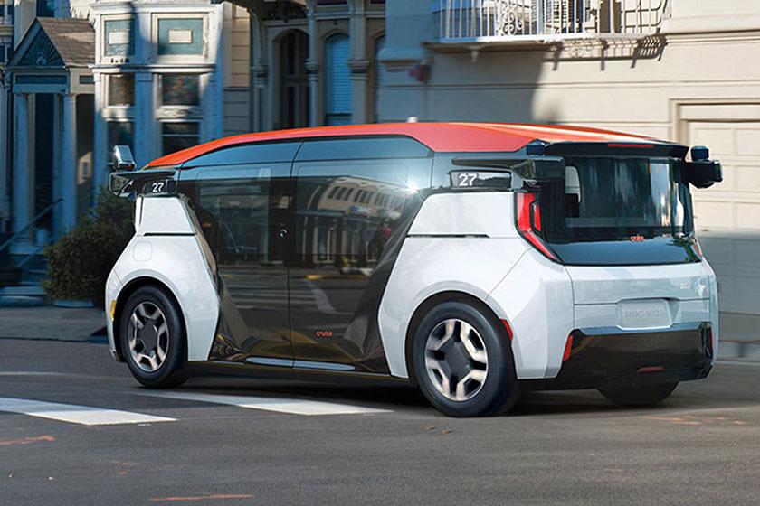 רכב אוטונומי Cruise Origin