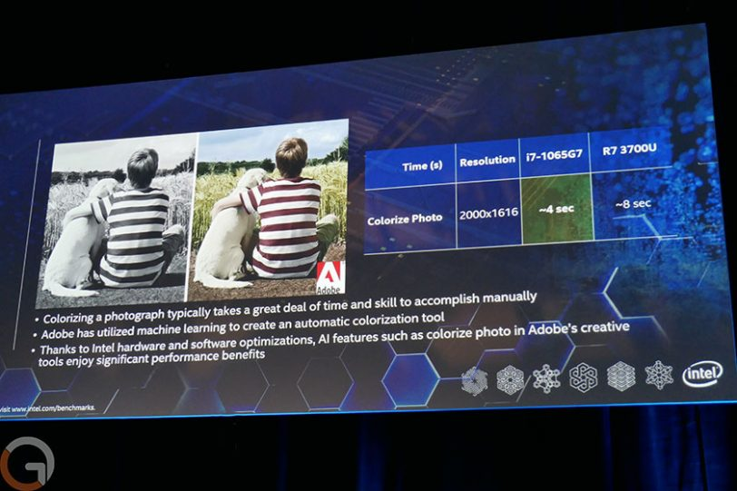 השוואת ביצוע פעולות AI בין אינטל ו-AMD