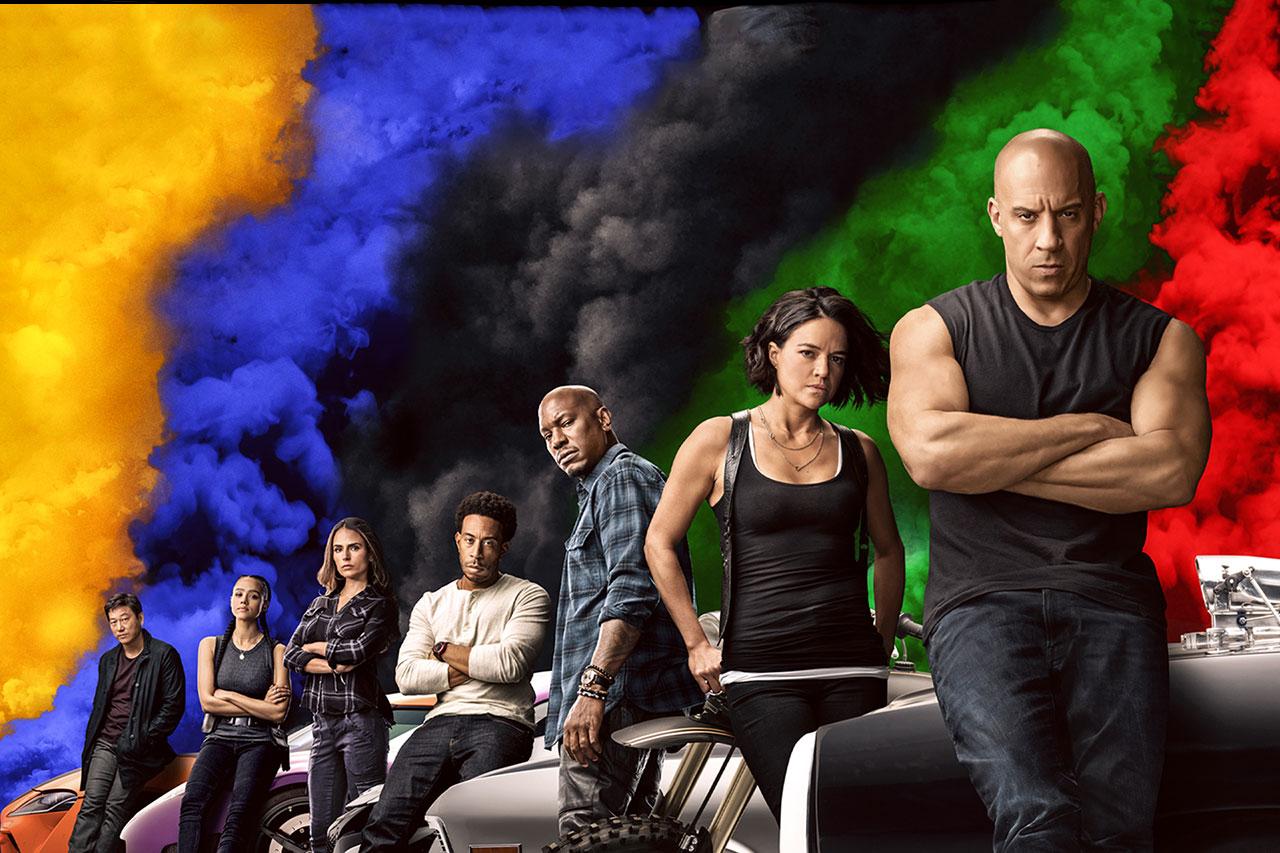 מהיר ועצבני 9 (באדיבות Universal Pictures)