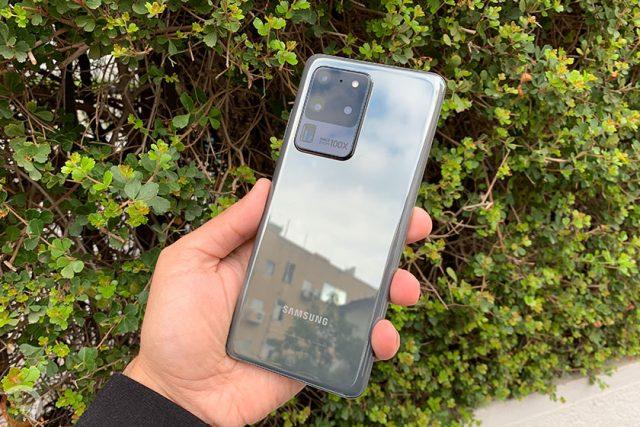 גאדג'טי מסקר: Samsung Galaxy S20 Ultra בפתיחת קופסה