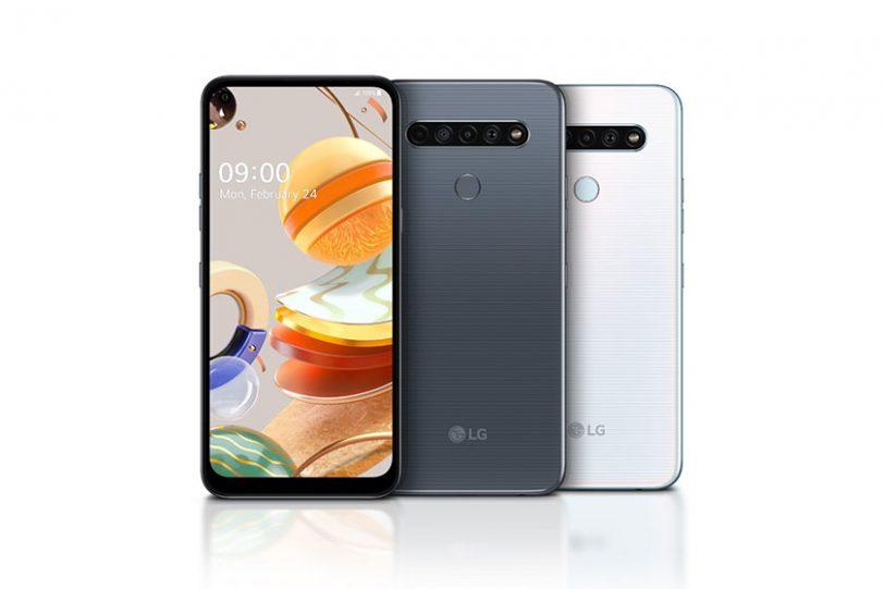 LG K61 (תמונה: LG)