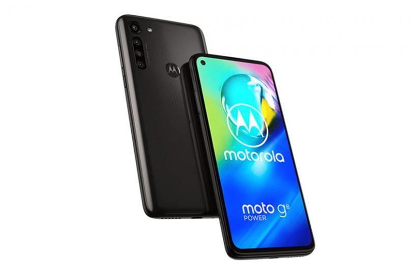 Motorola Moto G8 Power (תמונה: מוטורולה)