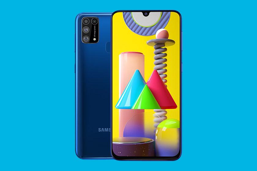 Samsung Galaxy M31 (תמונה: סמסונג)