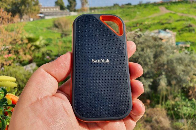 גאדג'טי מסקר: SanDisk Extreme Pro Portable SSD – כונן SSD נייד מהיר במיוחד