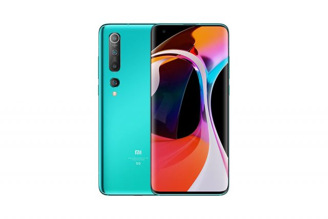Xiaomi Mi 10 (תמונה: שיאומי)