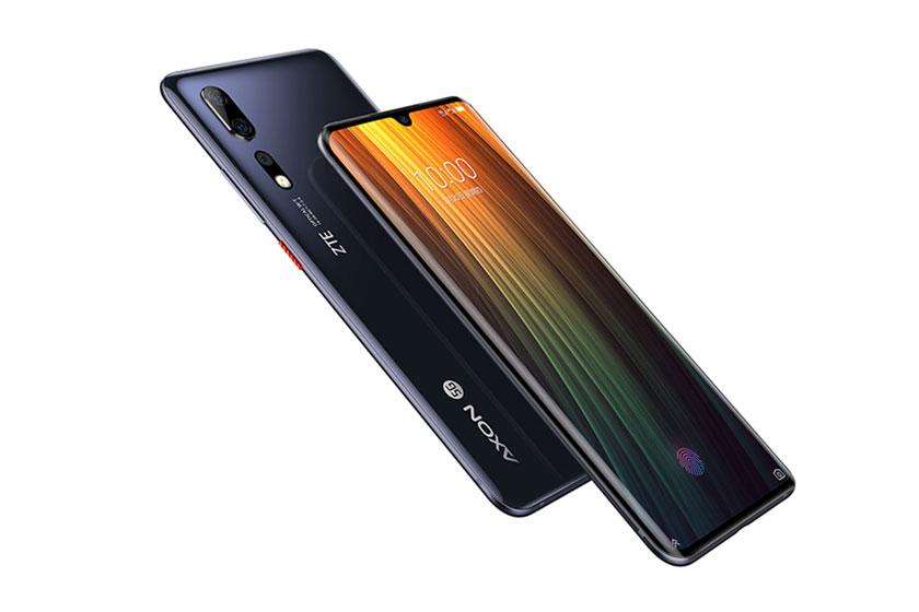 ZTE Axon 10s Pro 5G (תמונה: ZTE)