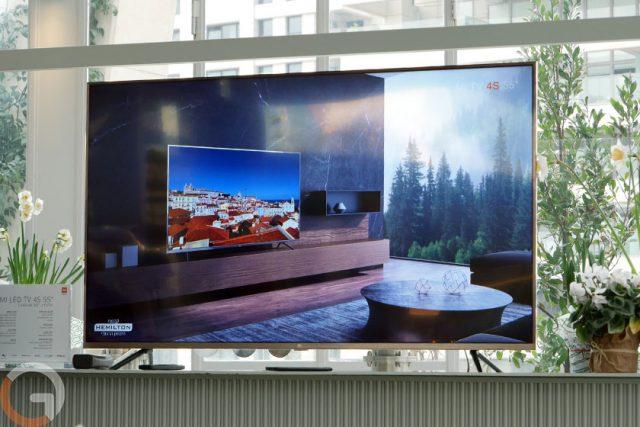 שיאומי משיקה את סדרת טלוויזיות ה-Mi TV 4S בישראל