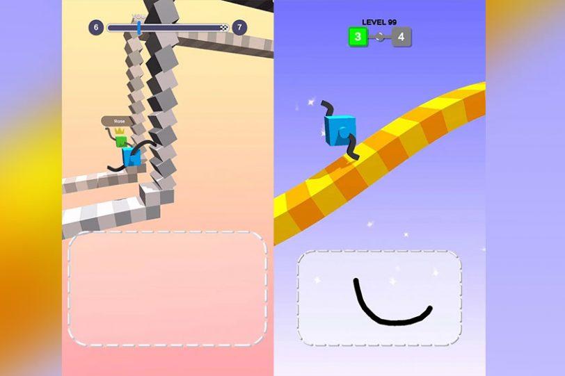 Draw Climber (תמונה: Google Play)