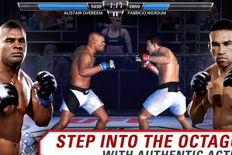 EA SPORTS UFC (תמונה: Google Play)