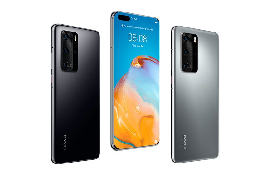 Huawei P40 Pro (תמונה: Twitter/Ishan Agarwal)