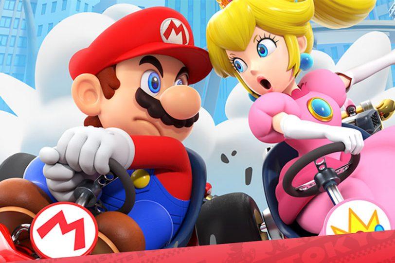 Mario Kart Tour (תמונה: Google Play)