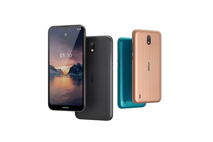 Nokia 1.3 (תמונה: נוקיה)