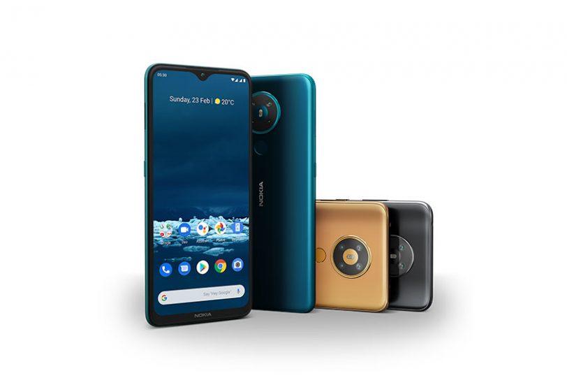 Nokia 5.3 (תמונה: נוקיה)