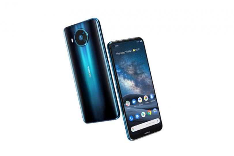 Nokia 8.3 (תמונה: HMD)