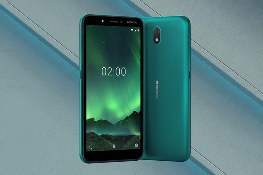 Nokia C2 (תמונה: נוקיה)