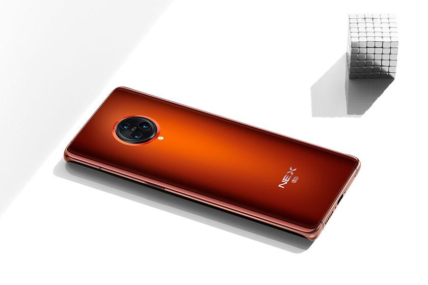 Vivo NEX 3S 5G (תמונה: Vivo)