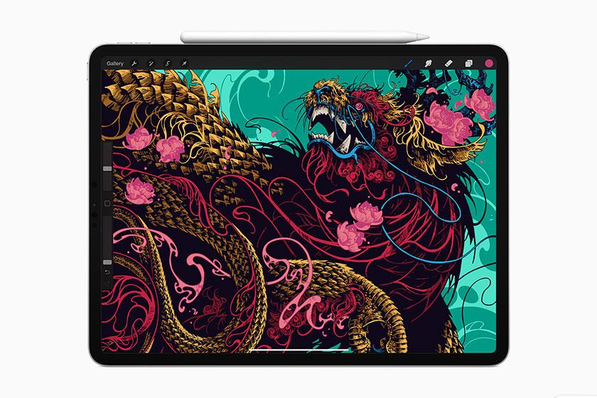אפל צפויה להציג טאבלט iPad Pro עם מסך mini LED בתחילת 2021