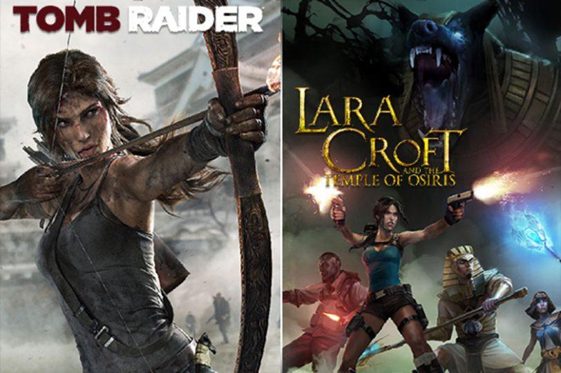 משחקי Tomb Raider