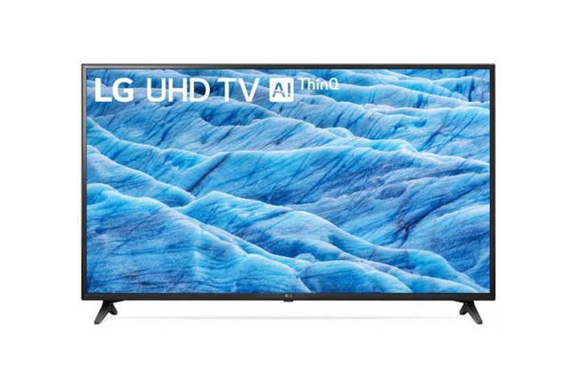 מסך טלוויזיה LG 65UM7100 (תמונה: LG)