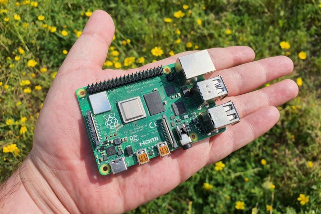 גאדג'טי מסקר: Raspberry Pi 4B – ביקורת ומדריך שימוש