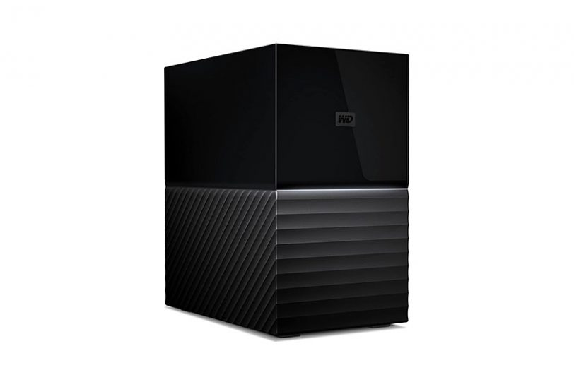 WD My Book Duo (תמונה: Western Digital)