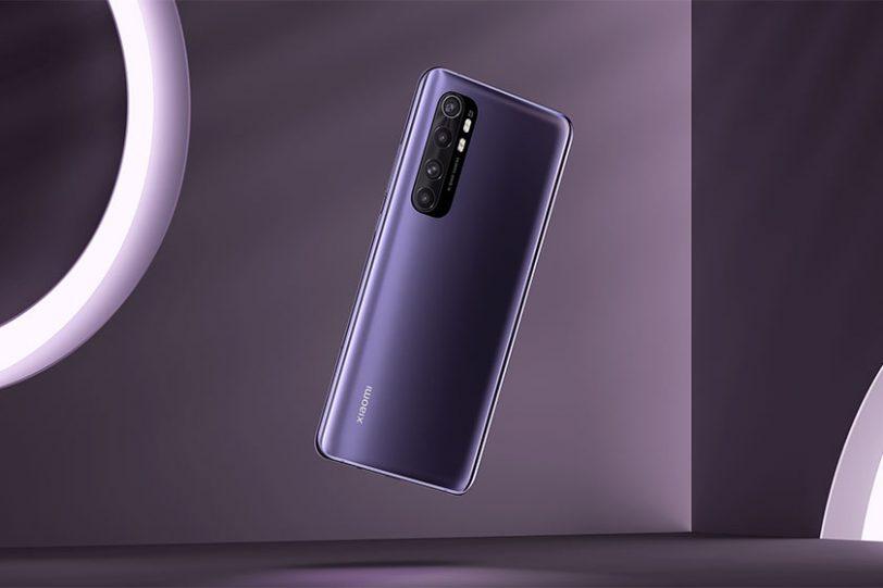 Xiaomi Mi Note 10 Lite ׁׁׂ(תמונה: שיאומי)