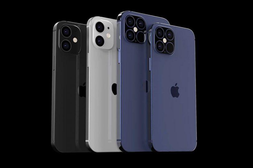 סדרת ה-iPhone 12 (תמונה: EverythingApplePro/Youtube)
