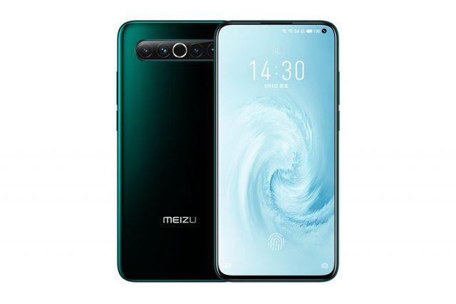 Meizu 17 (תמונה: Meizu)