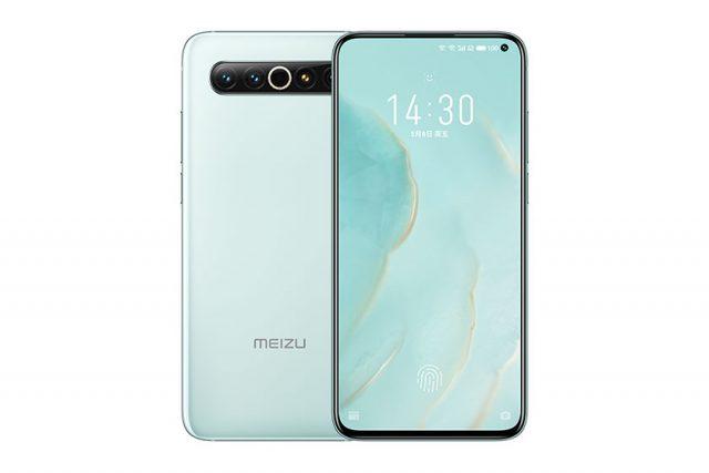 Meizu 17 Pro (תמונה: Meizu)