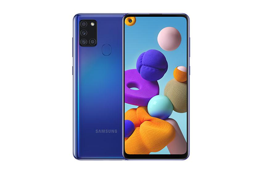Samsung Galaxy A21s (תמונה: Samsung)