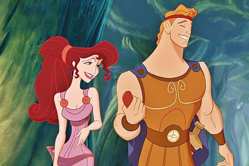 הרקולס (1997), תמונה: Disney