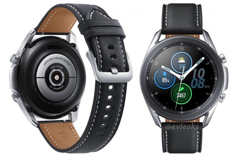 Samsung Galaxy Watch 3 (תמונה: gsmarena)