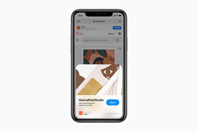 App Clips (תמונה: אפל)
