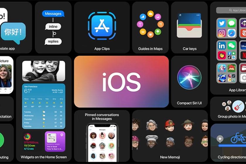 iOS 14 (תמונה: אפל)