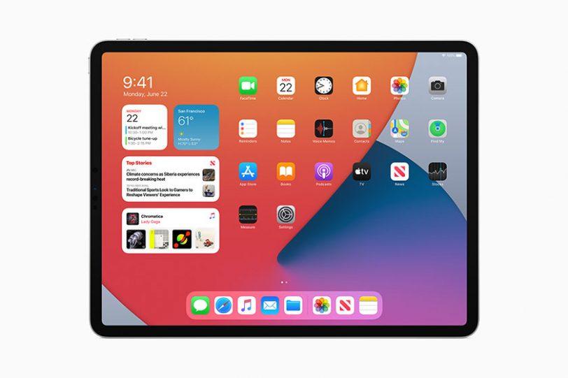 iPadOS 14 (תמונה: Apple)
